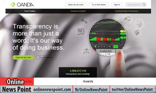 Forex trading websites