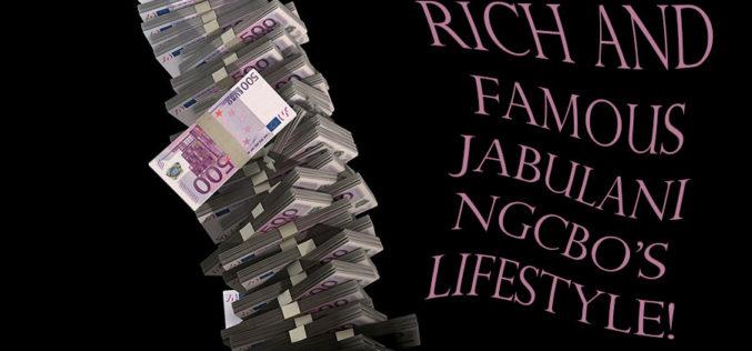 Jabulani Ngcobo's House- How The Wealthy Live